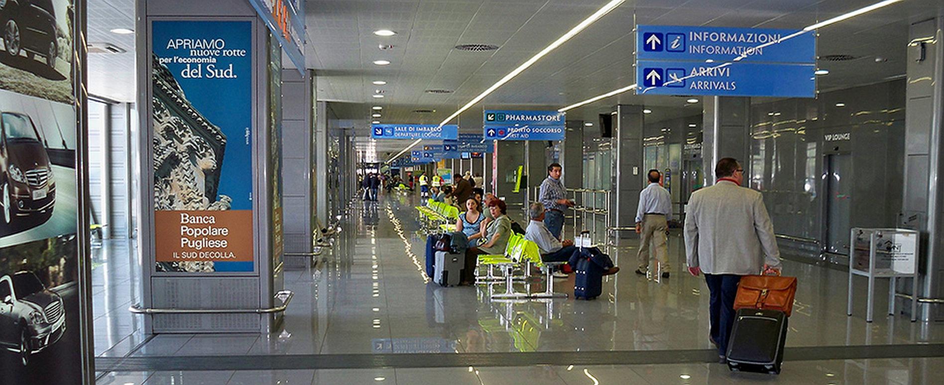 Servizio Taxi Aeroporto di Brindisi