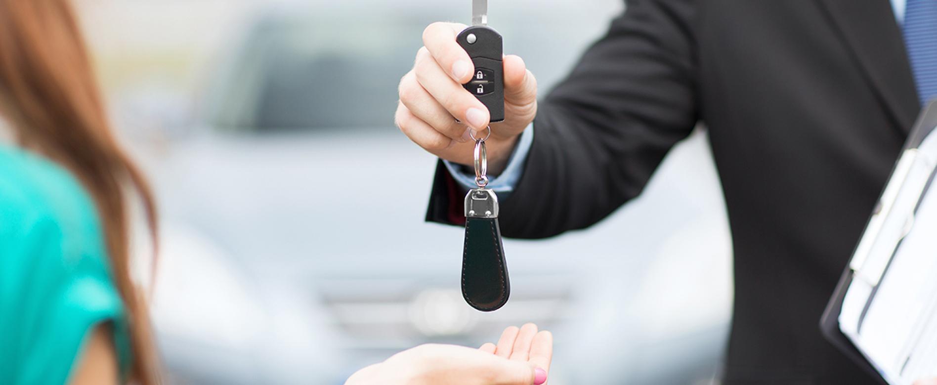 Noleggio Auto senza conducente