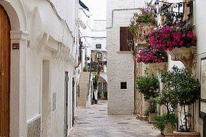 Tour di Puglia: Locorotondo